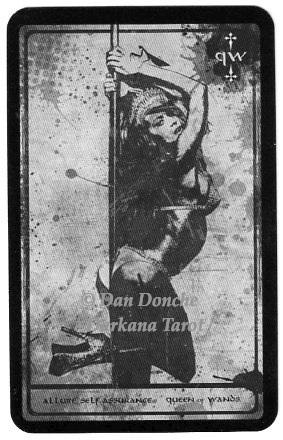 Tarot Thrones, Dan Donche's Darkana Tarot