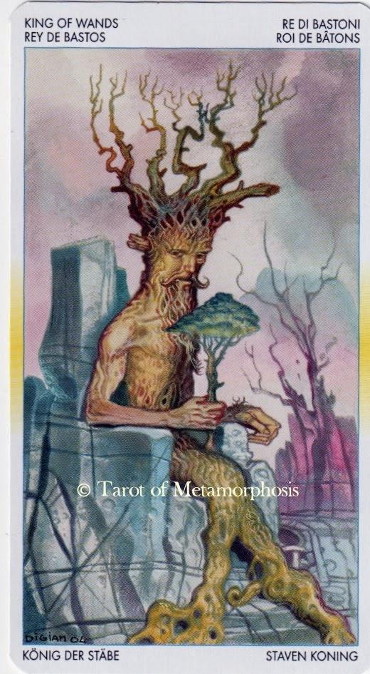 Full Moon | Leo | February | King of Wands – Tarot Thrones