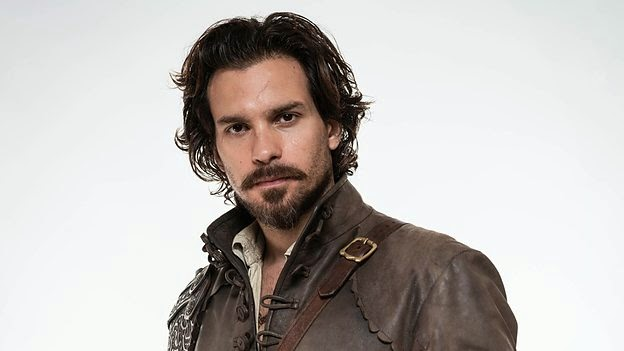 Aramis | Knight of Cups | Musketeers | BBC | Santiago Cabrera