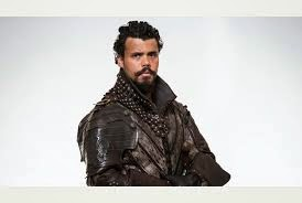 Howard Charles | Porthos | BBC Musketeers | Tarot Court Card | Knight of Pentacles
