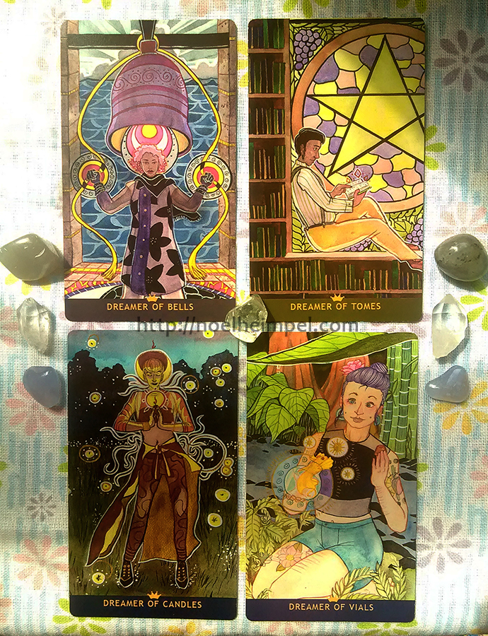 Dreamers | Numinous Tarot | Tarot Thrones