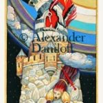 Tarot of Alexander Daniloff | The Tower | Tarot Thrones