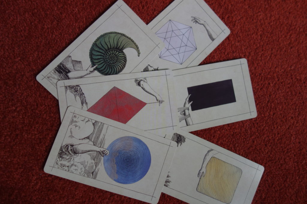 Supra Oracle | The Sacred Geometry cards