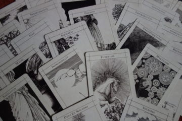 Supra Oracle Cards | Tarot Thrones