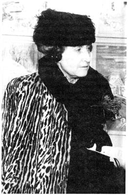 Lady Frieda Harris, artist for Aleister Crowleys Thoth