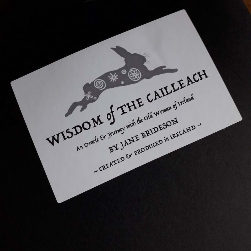 Wisdom of the Cailleach packaging details